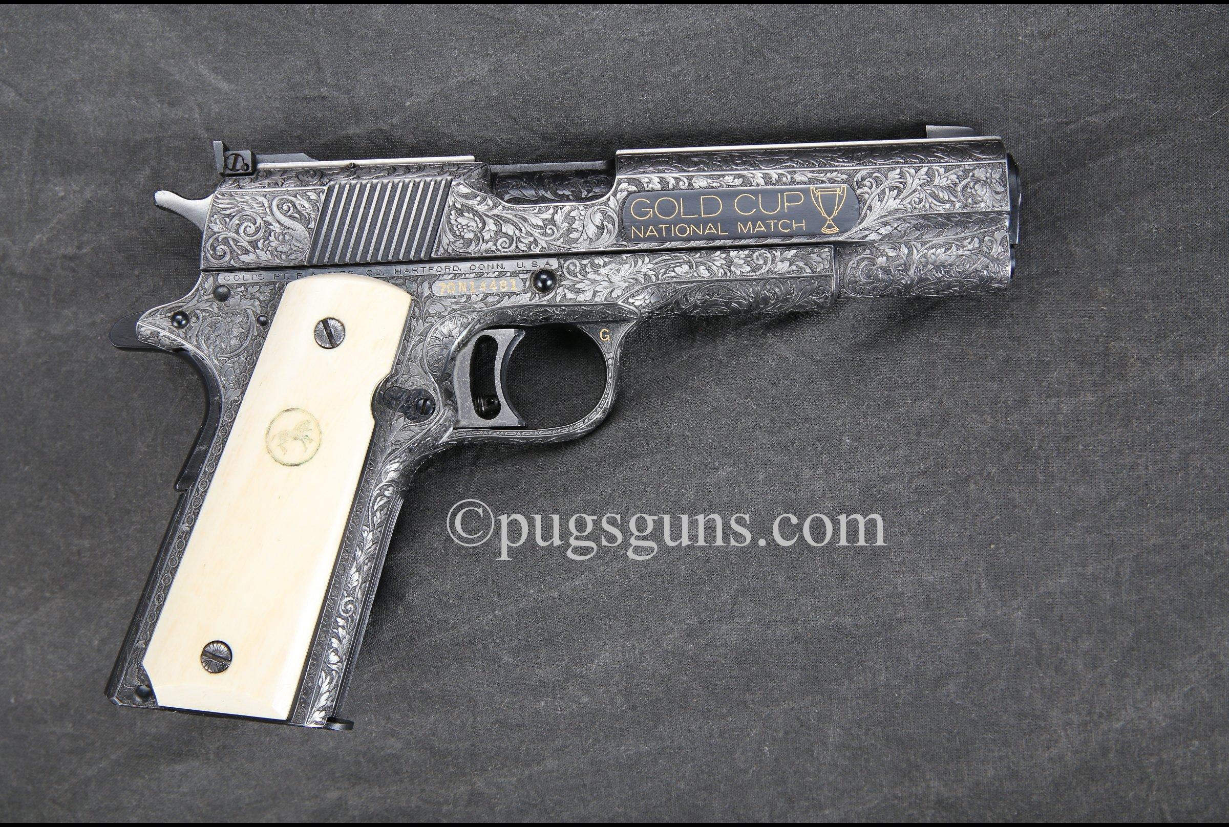 Puglisi Gun Emporium - Inventory
